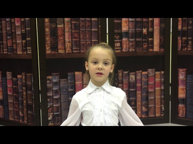 Изображение предпросмотра прочтения – СофьяФилатова читает произведение «Я люблю большие дома…» В.Я.Брюсова