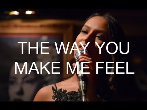 The Way You Make Me Feel - Michael Jackson (Cover By Maíra)