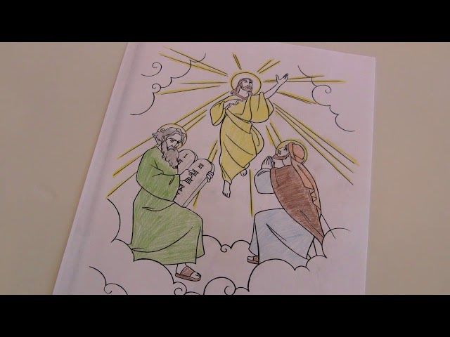 Cycle B: Sunday Gospel Video, The 2nd Sunday of Lent