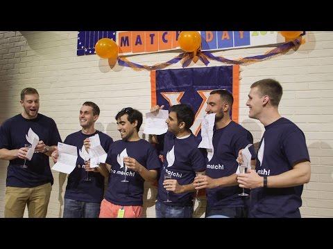 Match Day 2016 - UVA, School of Medicine:  100%Match
