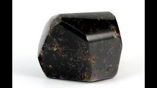 アルマンディン ガーネット 原石 磨き 41g / Almandine Garnet