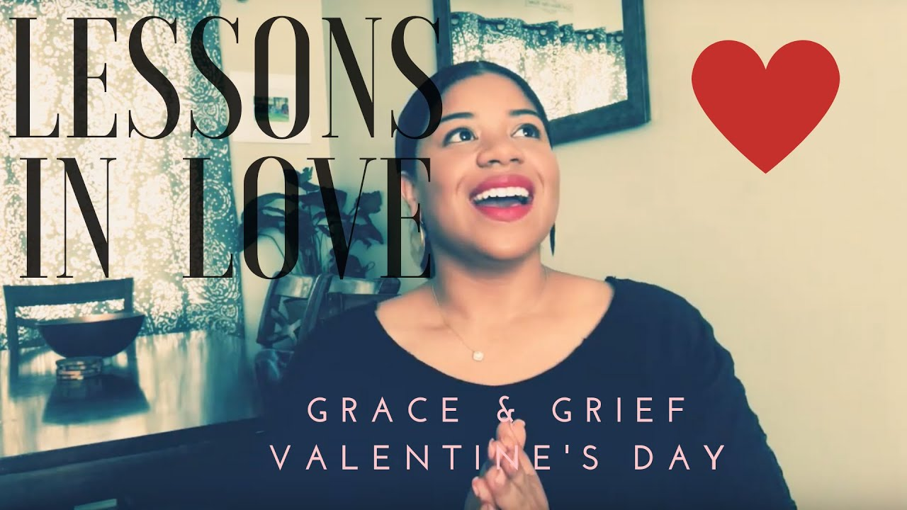 A Lesson in Love from My Late Husband | 2nd Valentine's Day as a Young Widow