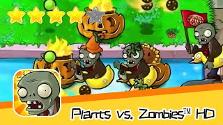 Plants vs  Zombies™ HD Adventure 2 Pool 08 Walkthrough The zombies are coming! Recommend index five