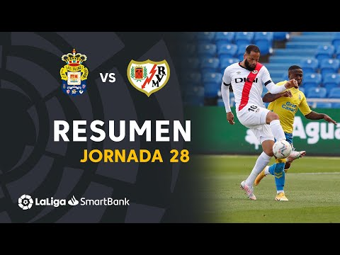 Las Palmas Vallecano Goals And Highlights