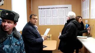 Мониторинг деятельности исправительных учреждений УФСИН России по Костромской области.