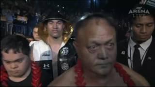 "Joseph Parker Vs Andy Ruiz ""WBO Heavyweight Title Fight"""