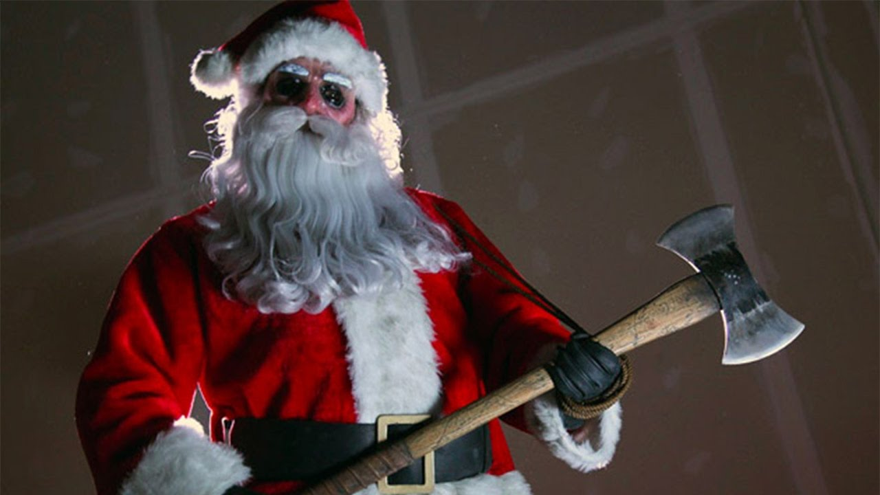 Böser Weihnachtsmann