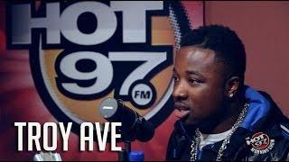 Troy Ave calls Kanye & Kendrick