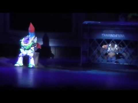 """""""That's Why We're Here, Reprise"""" (Crate Scene) Toy Story the Musical"""