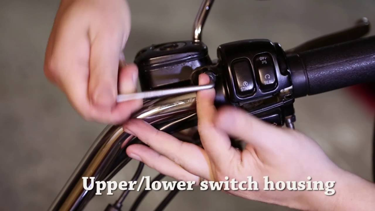 How to change throttle cables on Harley Davidson Harley Throttle Cable Wiring Diagram on