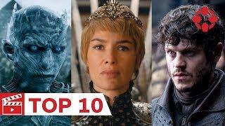 TOP 10: A Trónok harca legszemetebb karakterei