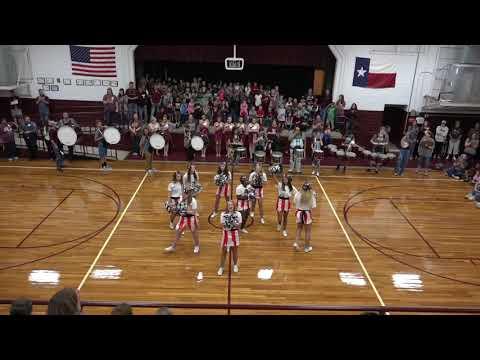 Troup Elementary School Homecoming Pep Rally 2018