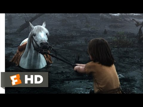 The Neverending Story (2/10) Movie CLIP - Artax and the Swamp of Sadness (1984) HD