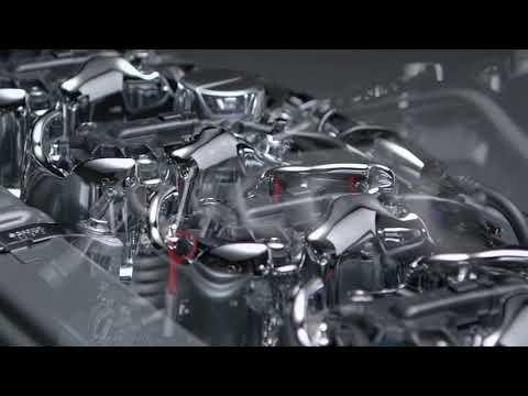 Scania 13-litre gas engine