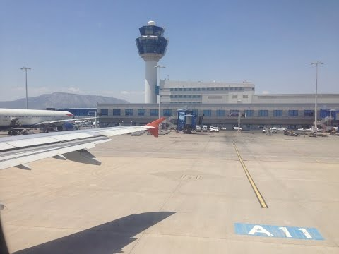 Aeroflot Airbus A321 | Athens Eleftherios Venizelos - Moscow Sheremetyevo (Full Flight)