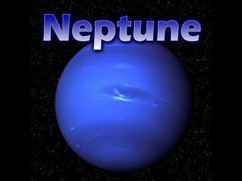 Planet Neptune - YouTube