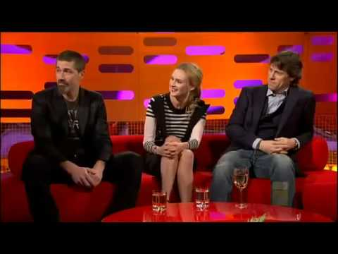 The Graham Norton Show 2011 S8x18 John Bishop Diane Kruger Matthew Fox Part 1