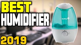 5 Best Humidifier in 2019