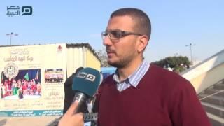 مصر العربية | في أول لقاء جماهيري