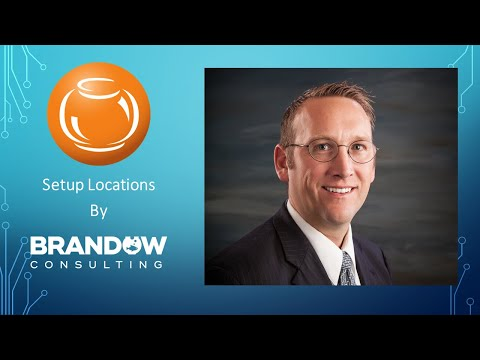 Create A Location Group - Fishbowl Inventory Tutorial