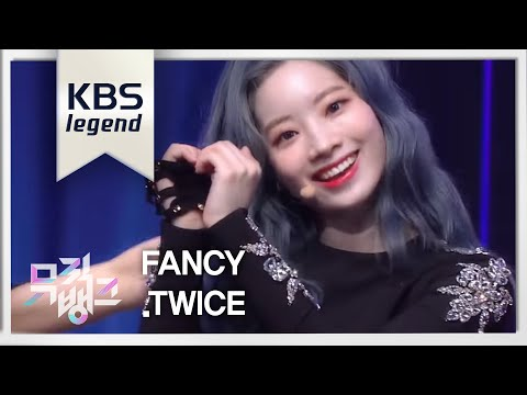 팬시(FANCY) - TWICE(트와이스) [뮤직뱅크 Music Bank] 20190503