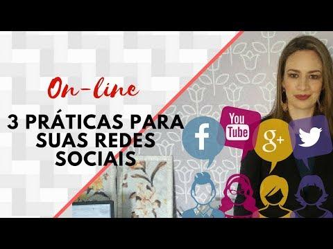 PRESENÇA ON-LINE: 3 práticas para suas redes sociais | #desafio WhatsApp