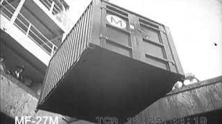 Ship Cargo Handling, 1955