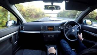 Virtual Video Test Drive in our Vauxhall Vectra 1 9SRi CDTi  16v 5dr 2005