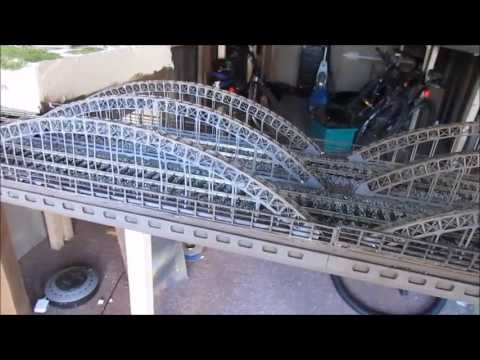 BALLAN PARKWAY OO MODEL RAILWAY EXTENSION PROJECT  PHASE 3 PART 11