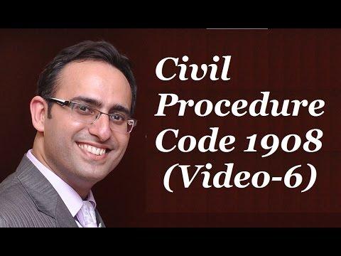 CPC 1908 [Video-6] - Decree Holder and Judgement Debtor