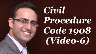 CPC 1908 [Video-6] - Decree Holder and Judgement Debtor