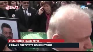 Trabzon'da Yavuz Karan son yolculuğuna uğurlandı