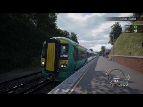 Train Sim World 2020 - NEW Class 377 Introduction - East Coastway