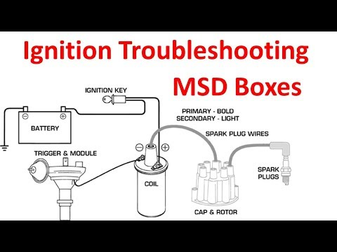 Fix it Yourself - Troubleshooting Ignition, MSD Spark Modules, Accel