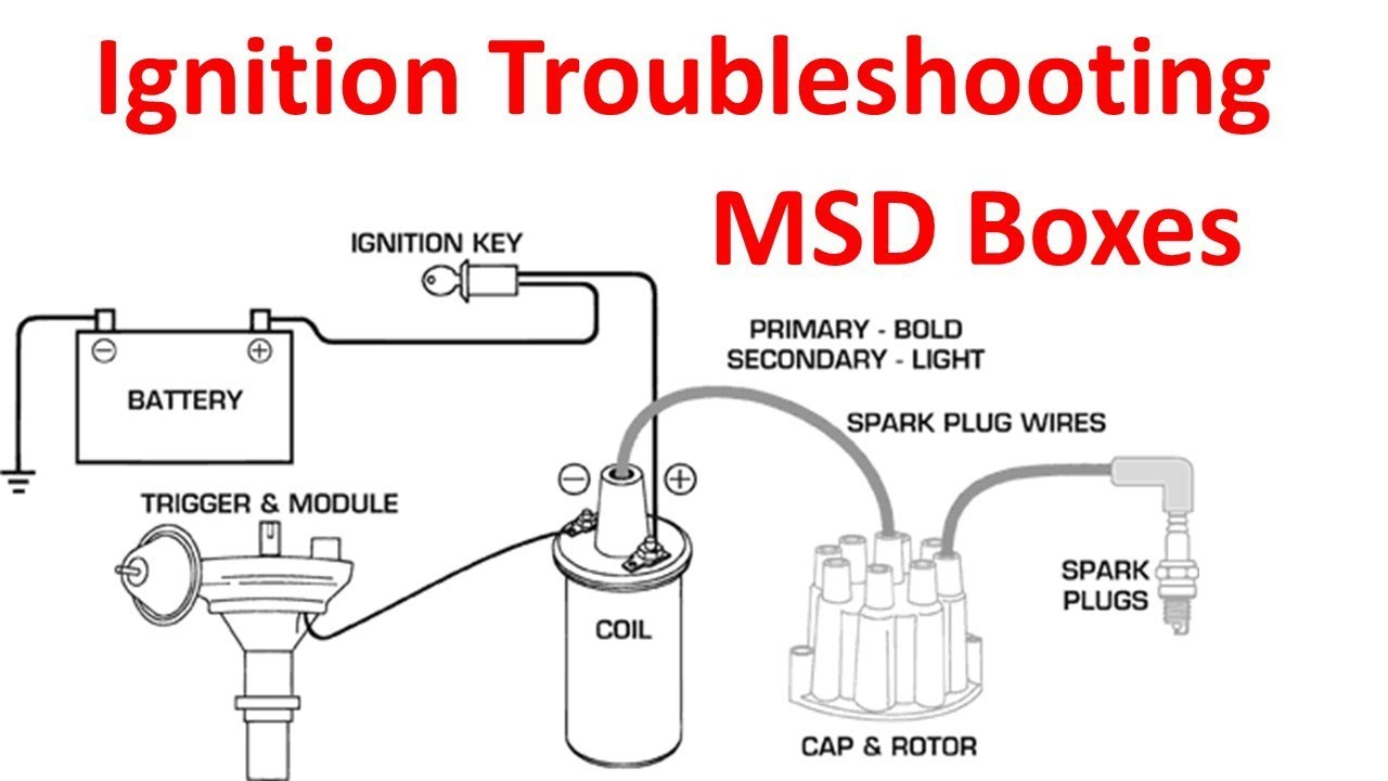 boost msd digital 6al wiring diagram fix it yourself troubleshooting ignition  msd spark modules  troubleshooting ignition