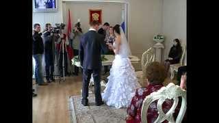 Свадебный бум в Рыбинске