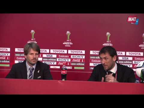 Press Conference : tony popovic -Western Sydney Wanderers vs Cruz azul