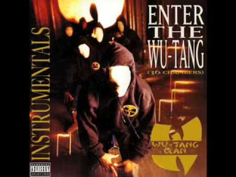 Wu-Tang Clan - C.R.E.A.M. (Instrumental) [Track 8]
