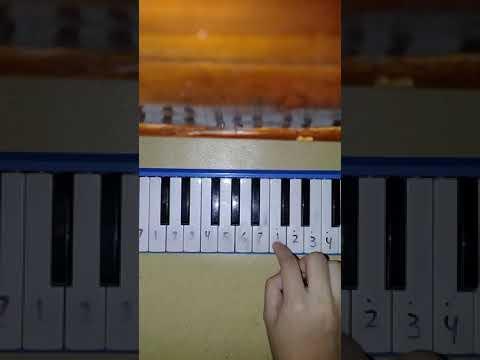 Lagu Rohani Kristen (Allah peduli) pianika