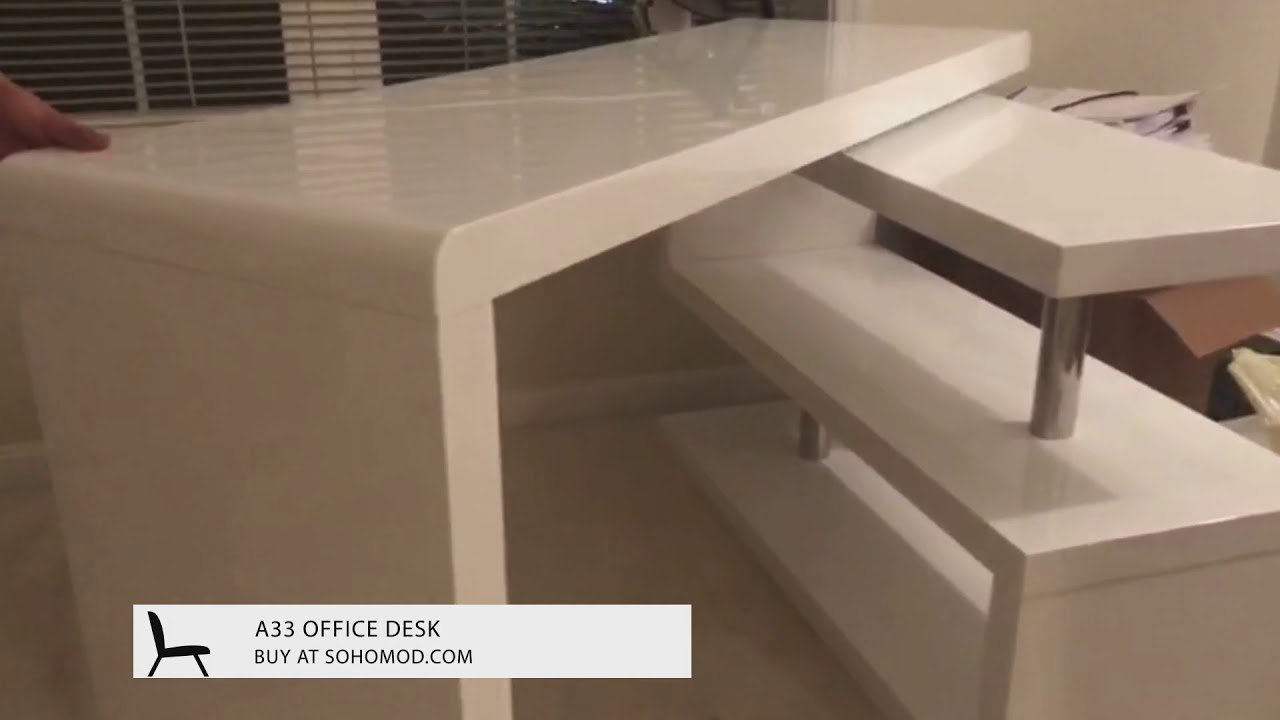 A33 Office Desk By J M Furniture You