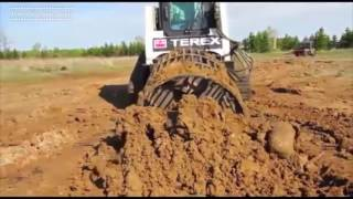 Dla facetów! Niezwykłe maszyny z całego świata (rolnictwo, las, budowa)