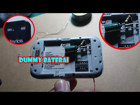 DIY Simple Dummy Baterai (Fake Baterai) | DIY.