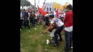 Borrachera en Nicaragua