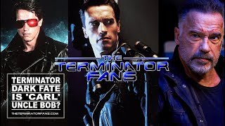 TERMINATOR: DARK FATE - Is This PROOF That T-800 'Carl' Is Uncle Bob? DISCUSSION