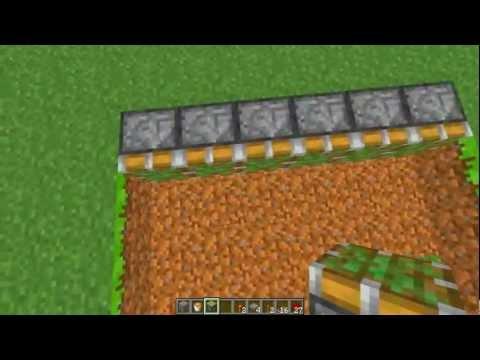 Tutorial 11   Armadilha Do Pistão Troll   Minecraft