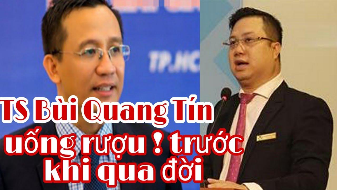 """Diễn biến mới nhất về TS Bùi Quang Tín""""giảng viên  Đại học Ngân hàng TP HCM"""""""