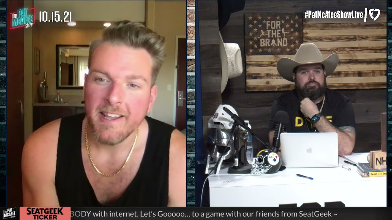 Download The Pat McAfee Show | Friday October 15th, 2021