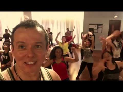 Zumba® Fitness™ Instructor Training 2017 July 14/15 in Malaysia With David Velez