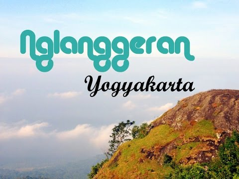 Gunung APi Purba Nglanggeran - Wonosari,Yogyakarta