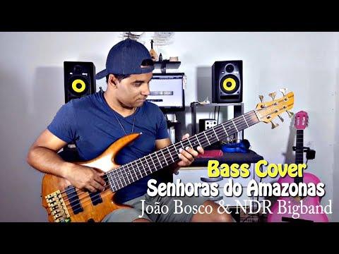 SENHORA DO AMAZONAS - BASS COVER JOÃO BOSCO & NDR BIGBAND